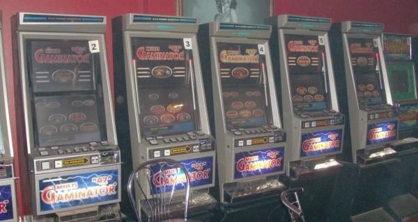 подпольное казино, игорное заведение