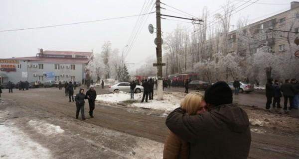 теракты в волгограде, взрыв в Волгограде