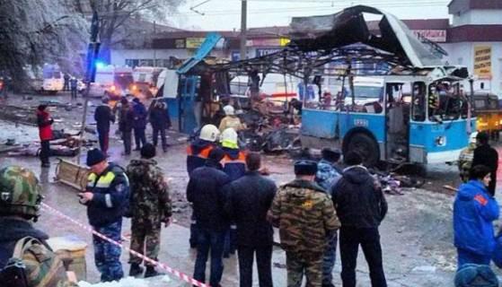 теракт, взрыв в Волгограде