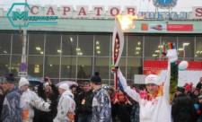 олимпийский огонь, Илья Захаров