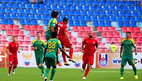 «Сокол» 4-й раз подряд сыграл вничью