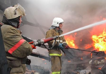 Впожаре вдебаркадере погибли сторож иего собачка