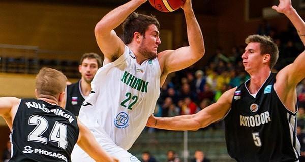 Баскетболисты «Автодора» обыграли «Химик» вматче Лиги чемпионов FIBA
