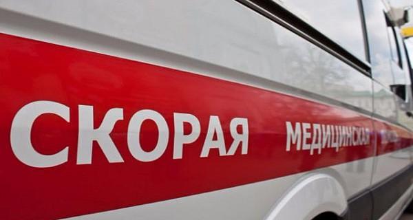 НаУсть-Курдюмской шофёр иномарки сбил девушку