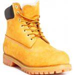Как и с чем правильно носить женские ботинки тимберленды