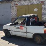 Волгоградский блогер сделал настоящий автомобиль на радиоуправлении